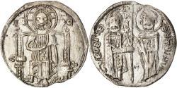 World Coins - Coin, Serbia, Stefan Uros II Milutin, Gros, 1282-1321, , Silver