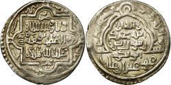World Coins - Coin, Mongolia, Abu Saïd, 2 Dirham, 716-736 AH, , Silver