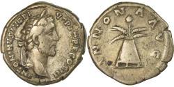 Ancient Coins - Coin, Antoninus Pius, Denarius, 144, Roma, , Silver, RIC:62a
