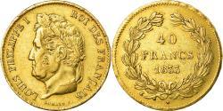 World Coins - Coin, France, Louis-Philippe, 40 Francs, 1833, Paris, , Gold, KM:747.1