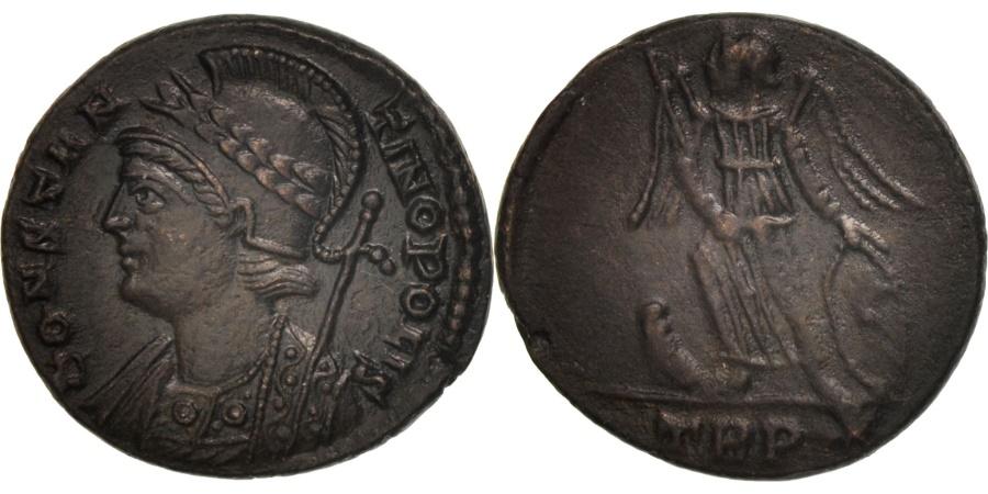 Ancient Coins - City Commemoratives, Follis, Trier, , Bronze, RIC:548P