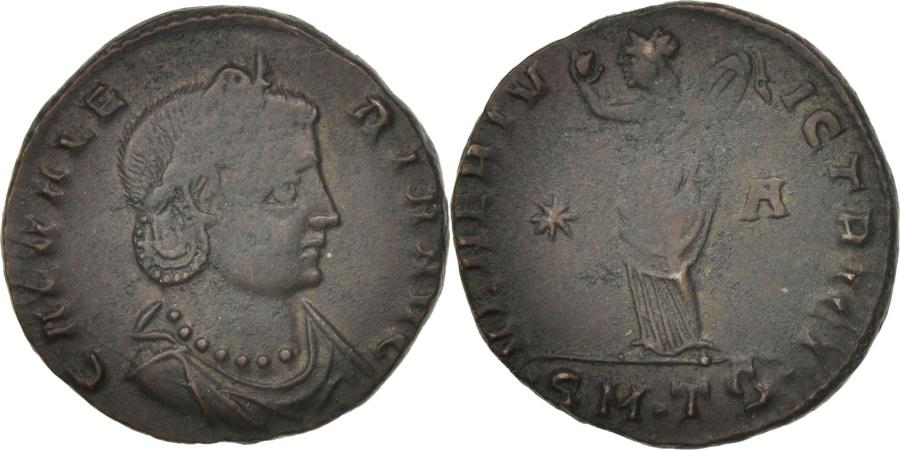 Ancient Coins - Galeria Valeria, Follis, Thessalonica, , Bronze, RIC:34A
