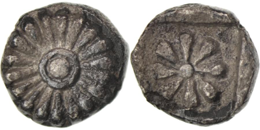 Ancient Coins - Ionia, Erythrai, Hemiobol, , Silver, 0.27