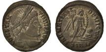 Constantine I, Nummus, 324-325, Sirmium, AU(50-53), Copper, RIC:VII 48