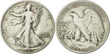 Us Coins - United States, Walking Liberty Half Dollar, Half Dollar, 1942, U.S. Mint