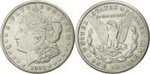 Us Coins - United States, Morgan Dollar, 1921, San Francisco, AU(55-58), KM 110