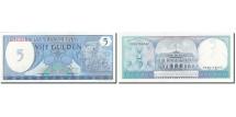 Surinam, 5 Gulden, 1982, KM:125, 1982-04-01, UNC(65-70)