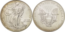 Us Coins - United States, Dollar, 2012, U.S. Mint, Philadelphia, MS(64), Silver, KM:273