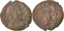 Ancient Coins - Valens, Nummus, VF(20-25), Copper, Cohen #47, 2.10