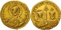 Nicephorus II Phocas, Histamenon Nomisma, Constantinople, AU(55-58), Gold