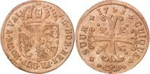 World Coins - SWISS CANTONS, 1/2 Batzen, 1793, Neuenburg, KM #47, EF(40-45), Billon, 1.70