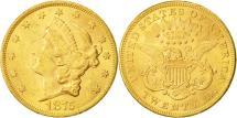 Us Coins - United States, Liberty Head, $20, Double Eagle, 1875, Philadelphia, KM 74.2