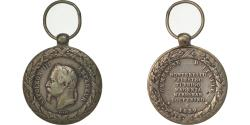 World Coins - France, Napoléon III, Campagne d'Italie, Medal, 1859, Very Good Quality, Barre