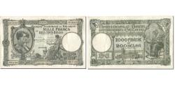 World Coins - Banknote, Belgium, 1000 Francs-200 Belgas, 1928, 1928-04-27, KM:104, EF(40-45)