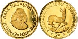 World Coins - Coin, South Africa, 2 Rand, 1982, Proof, , Gold, KM:64