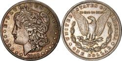 Us Coins - Coin, United States, Morgan Dollar, Dollar, 1885, U.S. Mint, New Orleans