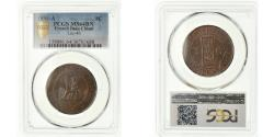 World Coins - Coin, FRENCH INDO-CHINA, Cent, 1895, Paris, PCGS, MS64BN, Bronze, KM:7, graded