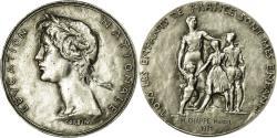 World Coins - France, Medal, Troisième République, Education Nationale, 1971, Corbin