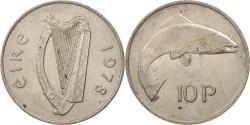 World Coins - IRELAND REPUBLIC, 10 Pence, 1978, , Copper-nickel, KM:23