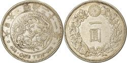 World Coins - Coin, Japan, Mutsuhito, Yen, 1888, , Silver, KM:A25.3