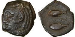 Ancient Coins - Coin, Spain, Gades, Half Unit, 3rd century BC, Pedigree, , Bronze