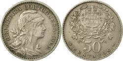 World Coins - Coin, Portugal, 50 Centavos, 1966, , Copper-nickel, KM:577