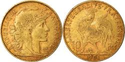 World Coins - Coin, France, Marianne, 10 Francs, 1900, Paris, , Gold, KM:846