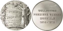 World Coins - France, Medal, Rethondes, signature de l'Armistice, 8-11 novembre 1918
