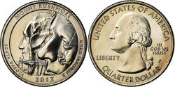 Us Coins - Coin, United States, South Dakota, Quarter, 2013, U.S. Mint, Philadelphia