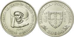 World Coins - Coin, Portugal, 20 Escudos, 1960, Lisbon, , Silver, KM:589