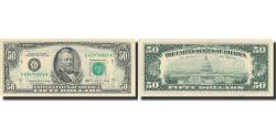 Us Coins - Banknote, United States, Fifty Dollars, 1988, 1988, KM:3826, UNC(63)