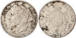 World Coins - Coin, France, Napoleon III, Napoléon III, 2 Francs, 1866, Strasbourg