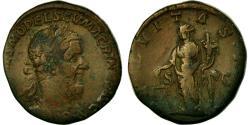 Ancient Coins - Coin, Macrinus, Sestertius, 217, Rome, , Bronze, RIC:167