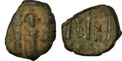 Ancient Coins - Coin, Heraclius, with Martina and Heraclius Constantine, Follis, 626-627