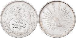 World Coins - Coin, Mexico, Peso, 1900, Mexico City, , Silver, KM:409.2