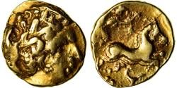 Ancient Coins - Coin, Aedui, 1/4 Stater, , Gold, Delestrée:3034