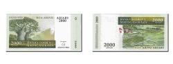 World Coins - Madagascar, 2000 Ariary, 2006, KM #90b, UNC(65-70), A3225180S