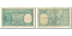World Coins - France, 20 Francs, 20 F 1916-1919 ''Bayard'', 1917-12-01, VF(30-35)