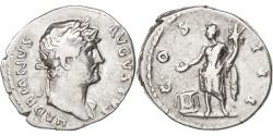 Ancient Coins - Hadrian (117-138), Denarius, RIC 173