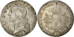 World Coins - Coin, France, Louis XV, Écu au bandeau, Ecu, 1764, Bayonne, , Silver