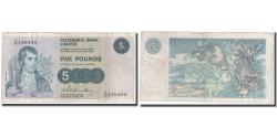 World Coins - Banknote, Scotland, 5 Pounds, 1974, 1974-03-01, KM:205c, VF(20-25)