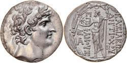 Ancient Coins - Coin, Seleukid Kingdom, Antiochos VIII Epiphanes, Tetradrachm, c. 121-114 BC
