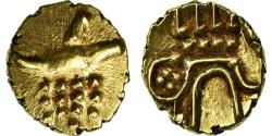 World Coins - Coin, INDIA-PRINCELY STATES, COCHIN, Fanam, 1795-1850, , Gold, KM:10
