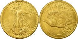 Us Coins - Coin, United States, Saint-Gaudens, $20, Double Eagle, 1907, U.S. Mint