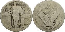 Us Coins - Coin, United States, Standing Liberty Quarter, Quarter, 1917, U.S. Mint