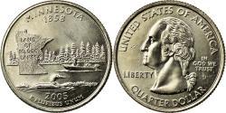 Us Coins - Coin, United States, Quarter, 2005, U.S. Mint, Denver, , Copper-Nickel