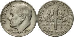 Us Coins - United States, Roosevelt Dime, Dime, 1977, U.S. Mint, Philadelphia,