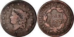 Us Coins - Coin, United States, Coronet Cent, Cent, 1832, U.S. Mint, Philadelphia