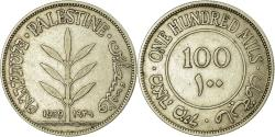 World Coins - Coin, Palestine, 100 Mils, 1939, , Silver, KM:7