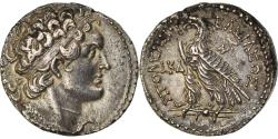 Ancient Coins - Coin, Egypt, Ptolemaic Kingdom, Ptolemy VI, Tetradrachm, 182-181 BC, Salamis
